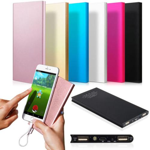 20000mAh Battery Charger Bank iPhone HTC