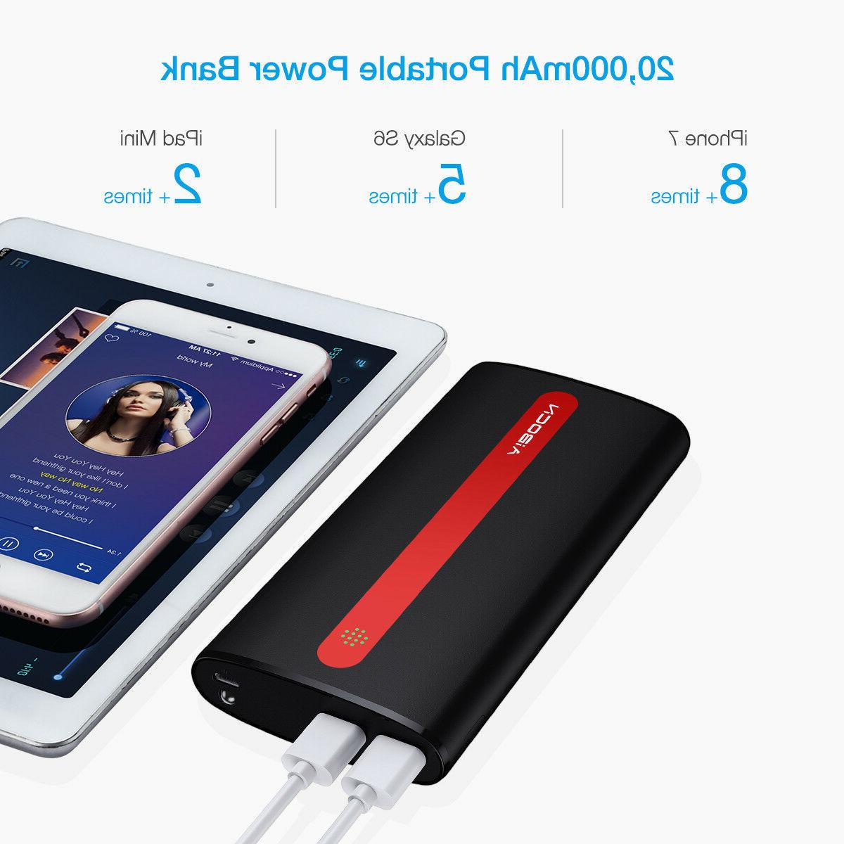 Aibocn Bank Portable Charger External XR