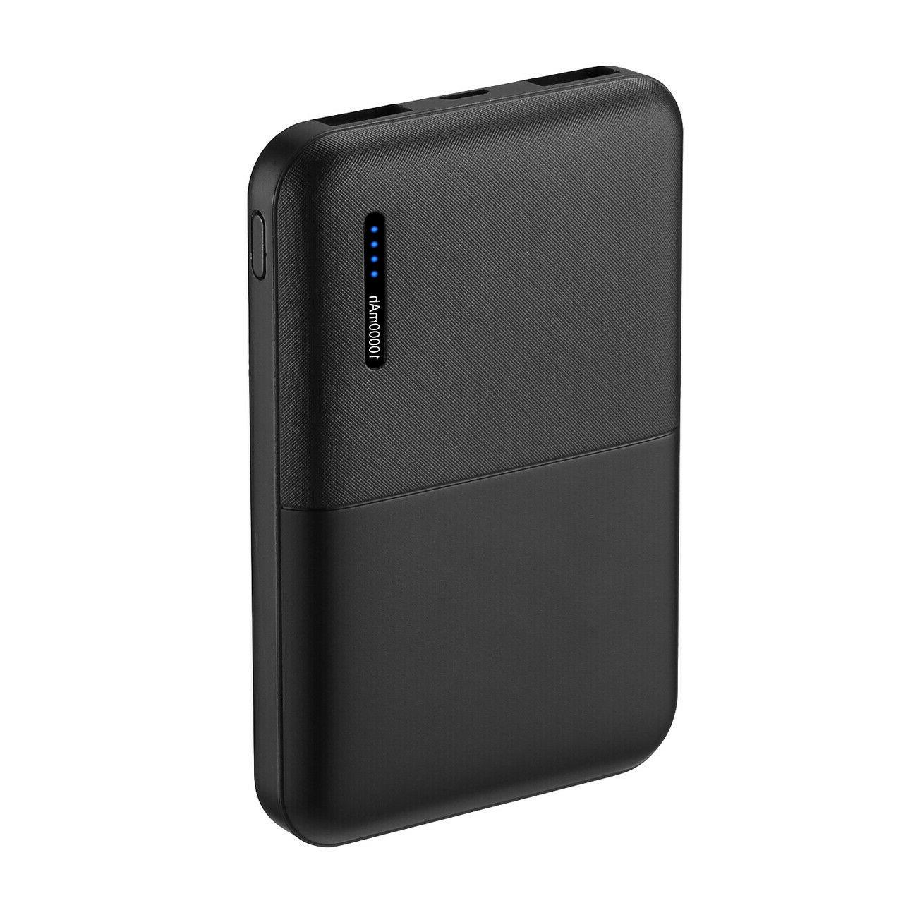 2019 new 10000mah metal power bank portable
