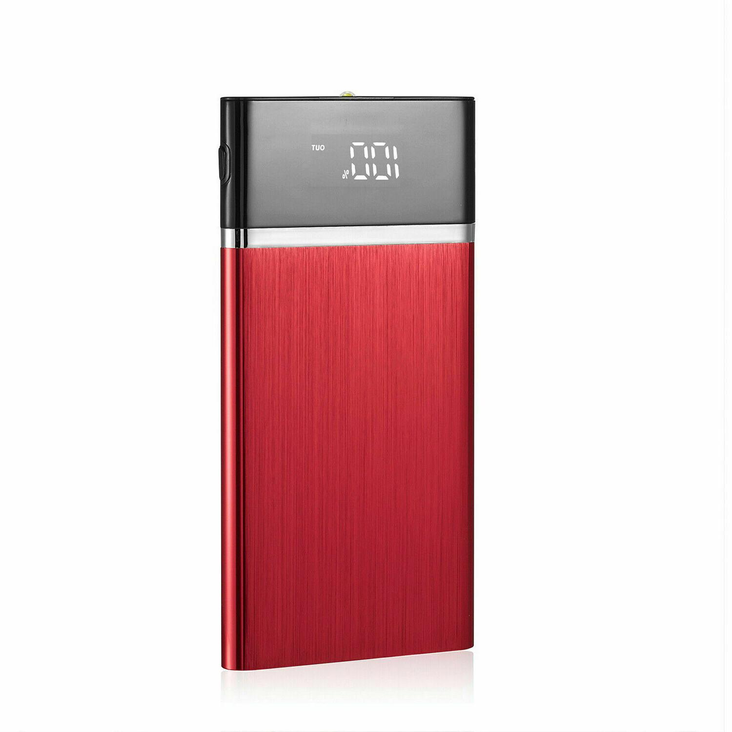 2019 Battery Huge Capacity Bank 900000mAh Charger