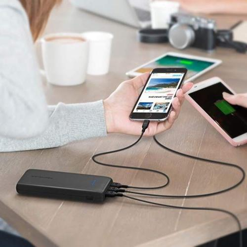 RAVPower Power Bank USB Phone