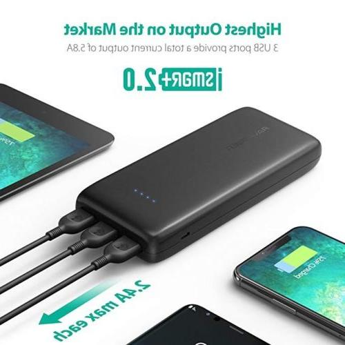 RAVPower Power Bank USB Phone RP-PB052