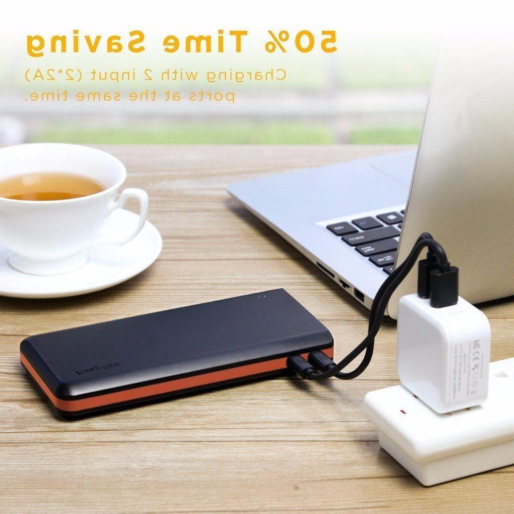 External Battery Charger w/ Bag Set