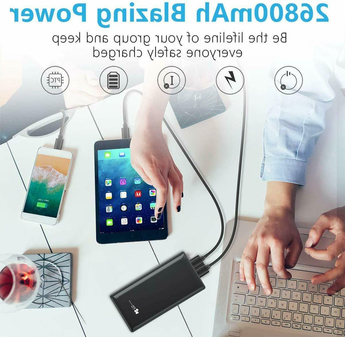 26800mAh Ultra Battery with