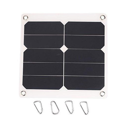 TOOGOO 2A 10W Solar Panel Mobile panel Charger Port cell phone charging