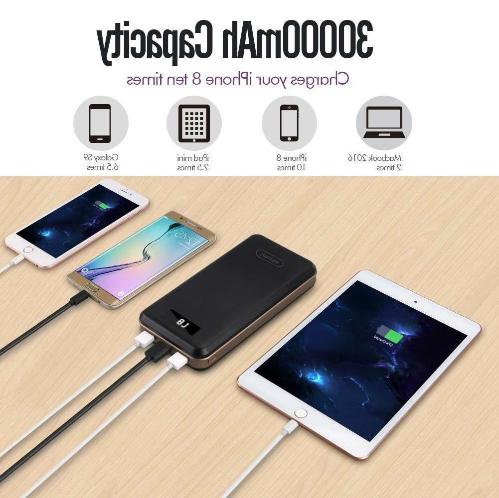 iMuto mAh CHARGER USB POWER Smart Charging