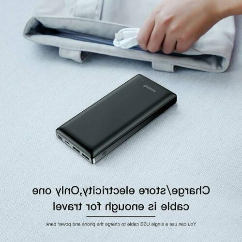 Portable C PD Fast Charging Battery