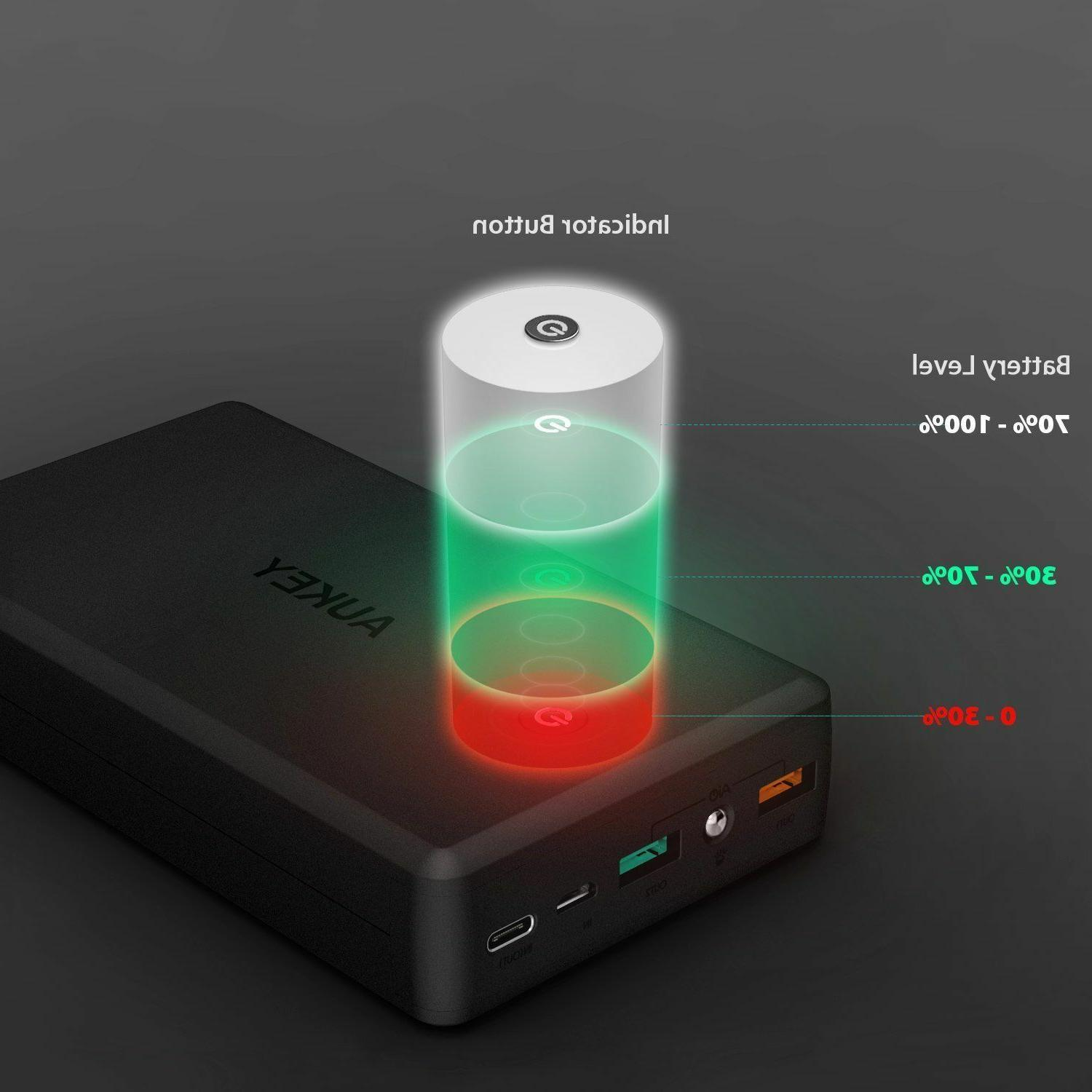 AUKEY Power Bank Open Box
