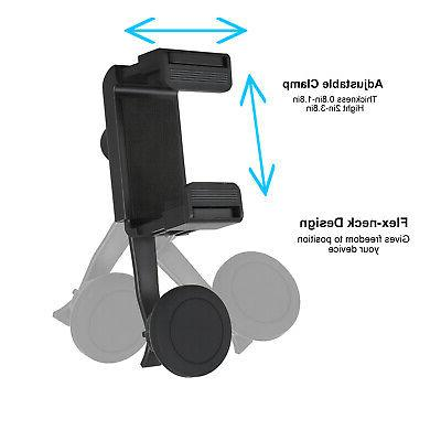 360° Mirror Holder Cradle For Cell Phone GPS