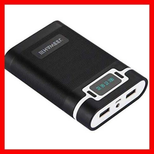 4 x 18650 charger box portable power