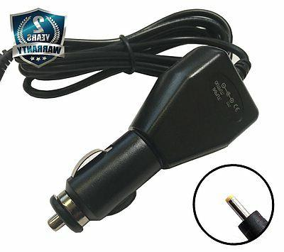 OMNIHIL  9V DC Car Charger for Philips Portable DVD Players