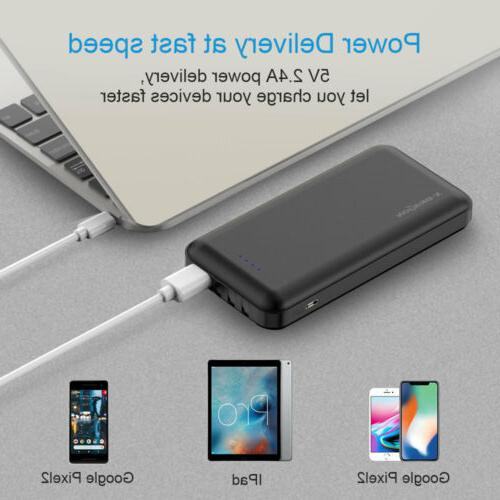 500000mAh Power USB Portable Charger For