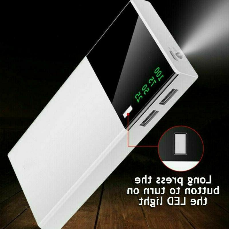 500000mAh Power Bank External Charger Cell