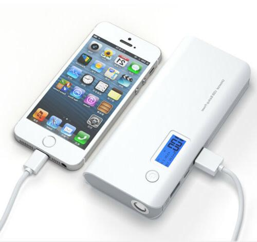 Portable 50000mAh LED Cell Phone