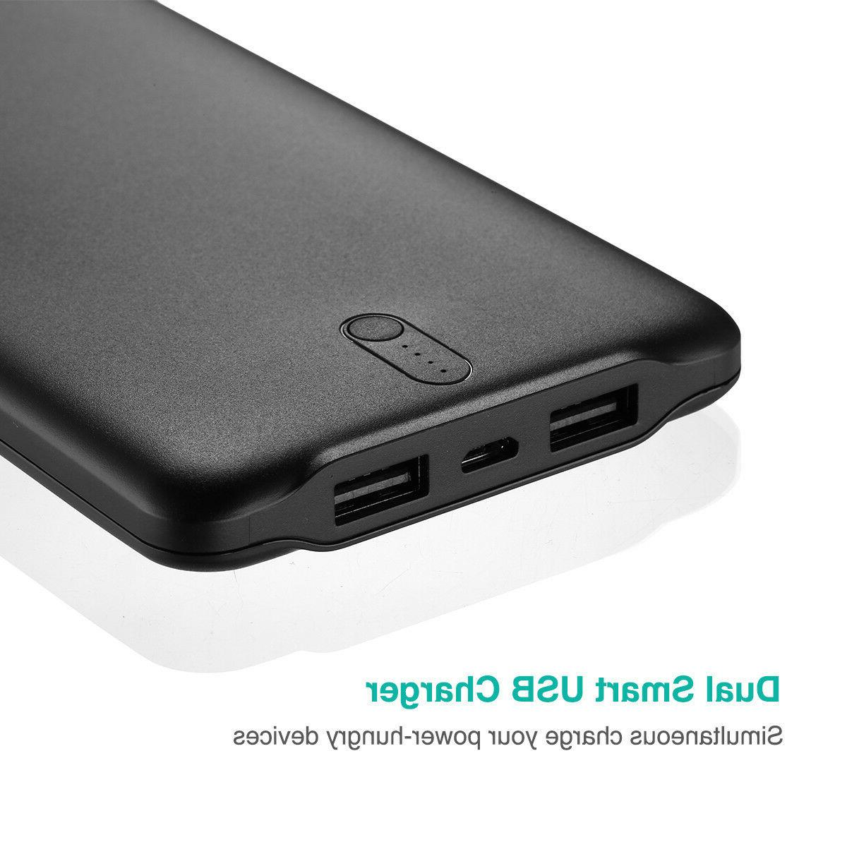 50000mAh 2 Power Bank Quick Charger iPhone 8