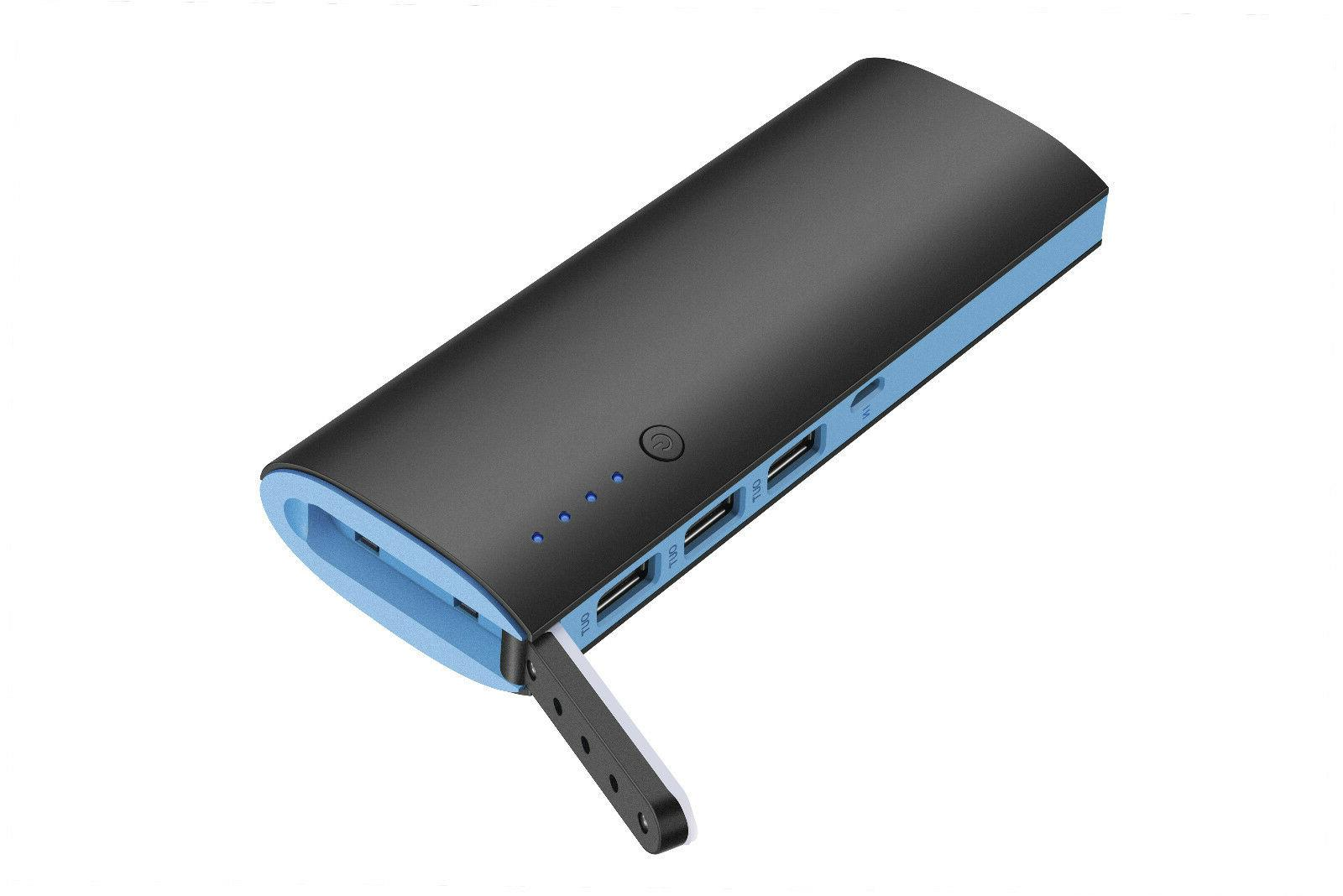 50000mAh External Power Bank LCD LED Charger for Cell Phone