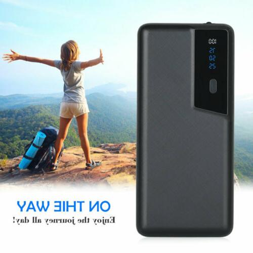 50000mAh Portable Power Backup Charger For Mobile