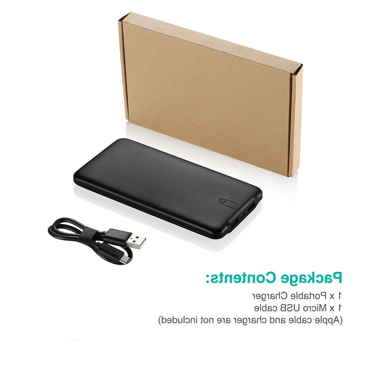 50000mAh Power Bank Portable Charger for Mobile Phone