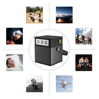 50000mAh Portable Inverter AC USB Outputs