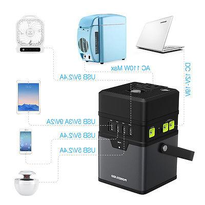 50000mAh Inverter Multifunction Power