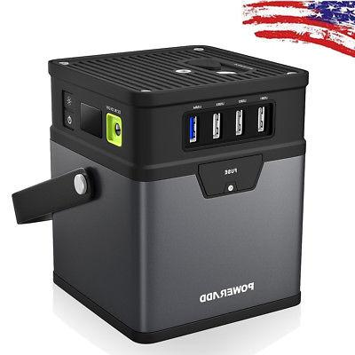50000mAh Inverter Multifunction Bank AC & USB Outputs