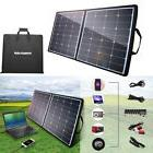 Poweradd 50W 100W Foldable Solar Panel 18V 12V for Laptop, M