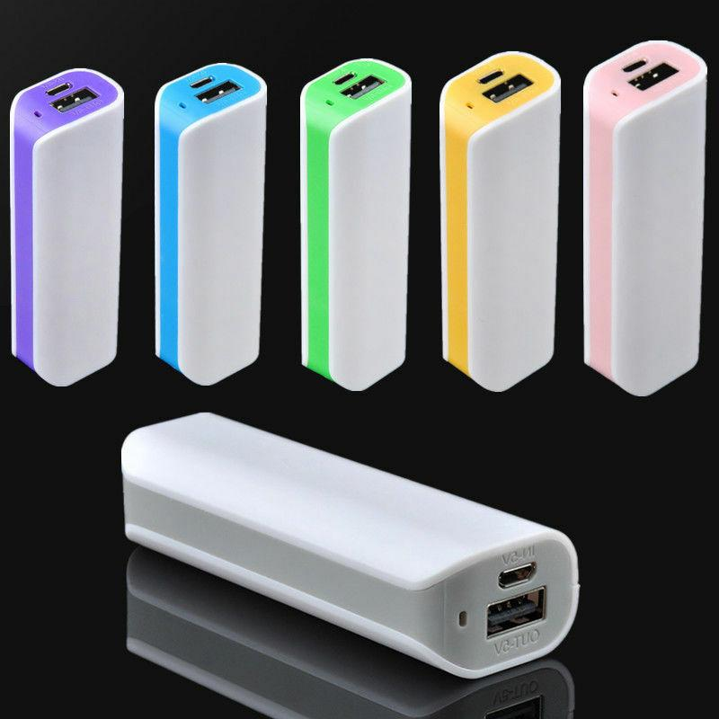 5800mah usb portable external backup battery charger