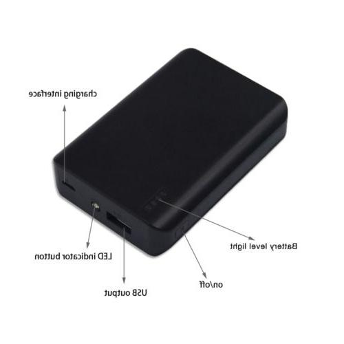 6000mAh Portable External Battery Charger Power Bank for Cel