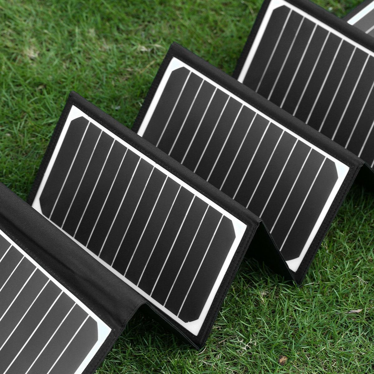 Poweradd 60W Charger Portable Solar