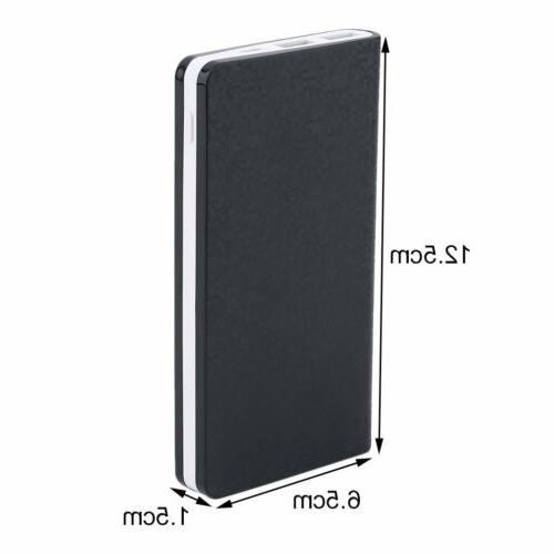 8000mAh Bank 2.0 Quick External Portable BT