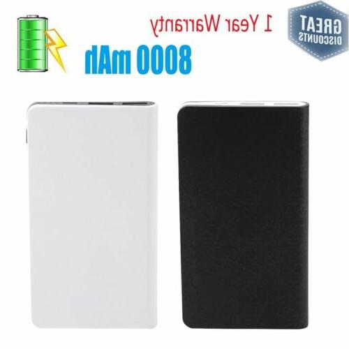 8000mah power bank qc 2 0 quick
