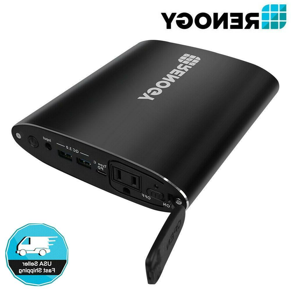 97wh portable battery charger laptop power bank