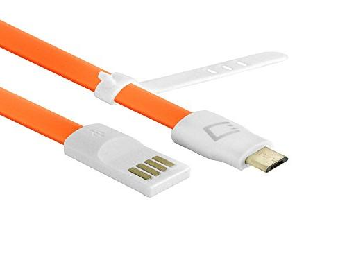 For Lumia USB Data Charging Tangle Free Shielded