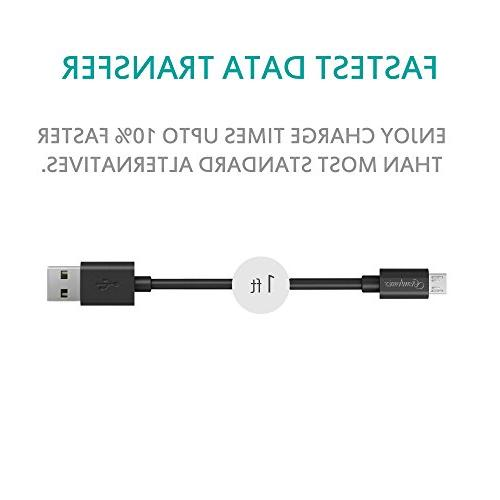 Gembonics USB 2.0 to Micro Cable, -