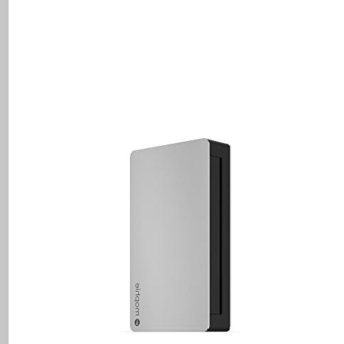 Mophie Plus External For Lightning-equipped Devices Silver/black