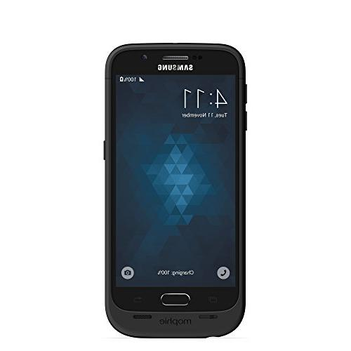Mophie - Juice Pack External Battery Case For Samsung Galaxy