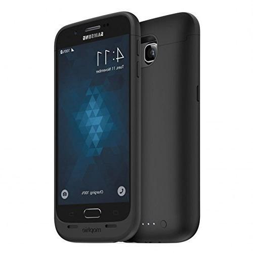 Mophie Juice Pack for Samsung Galaxy S6 Protection 100% Batt