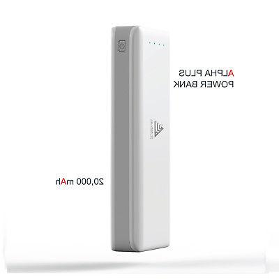 New 20000mAh Power Bank Portable Charger for Samsung Galaxy