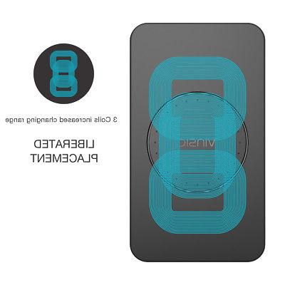 Portable Coils Qi Wireless for S7 Edge+