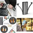 Portable Charger Jackery Bolt 6000 mAh Power Bank with built