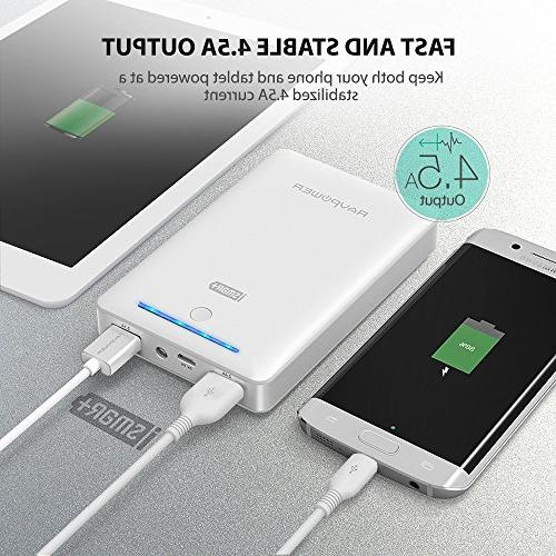 RAVPower 16750mAh USB Output Bank