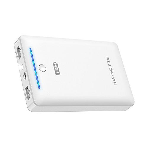 Portable Chargers 16750 RAVPower 16750mAh External Battery P