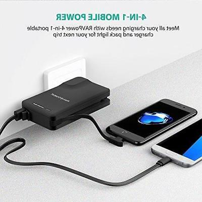 Portable 9000 RAVPower 9000mAh External Pack (with