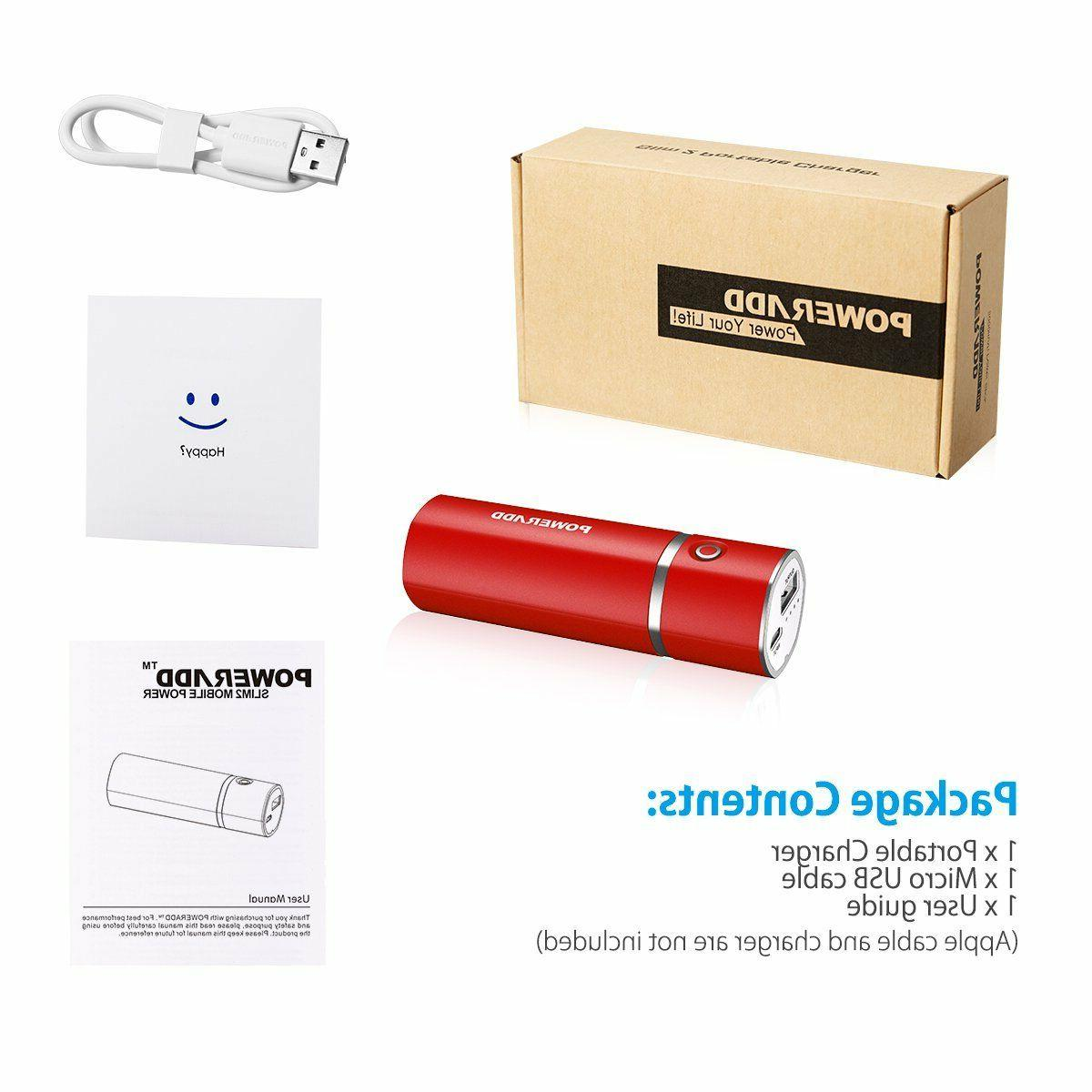 Bank USB Charger For