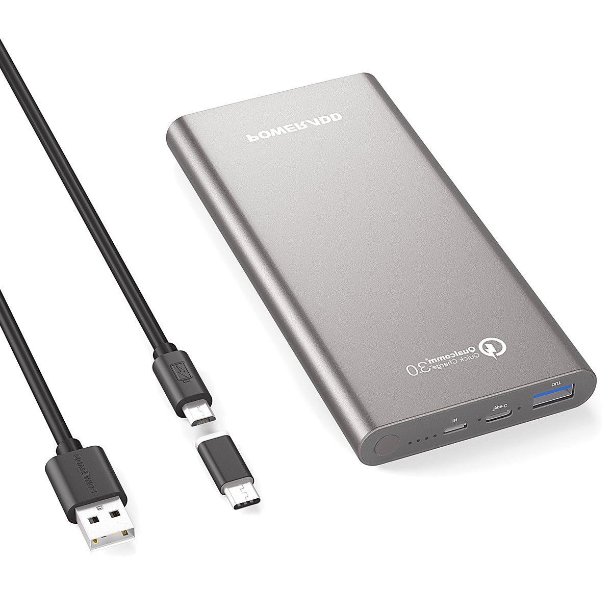 Poweradd Charge Power Bank 10000mAh Charger