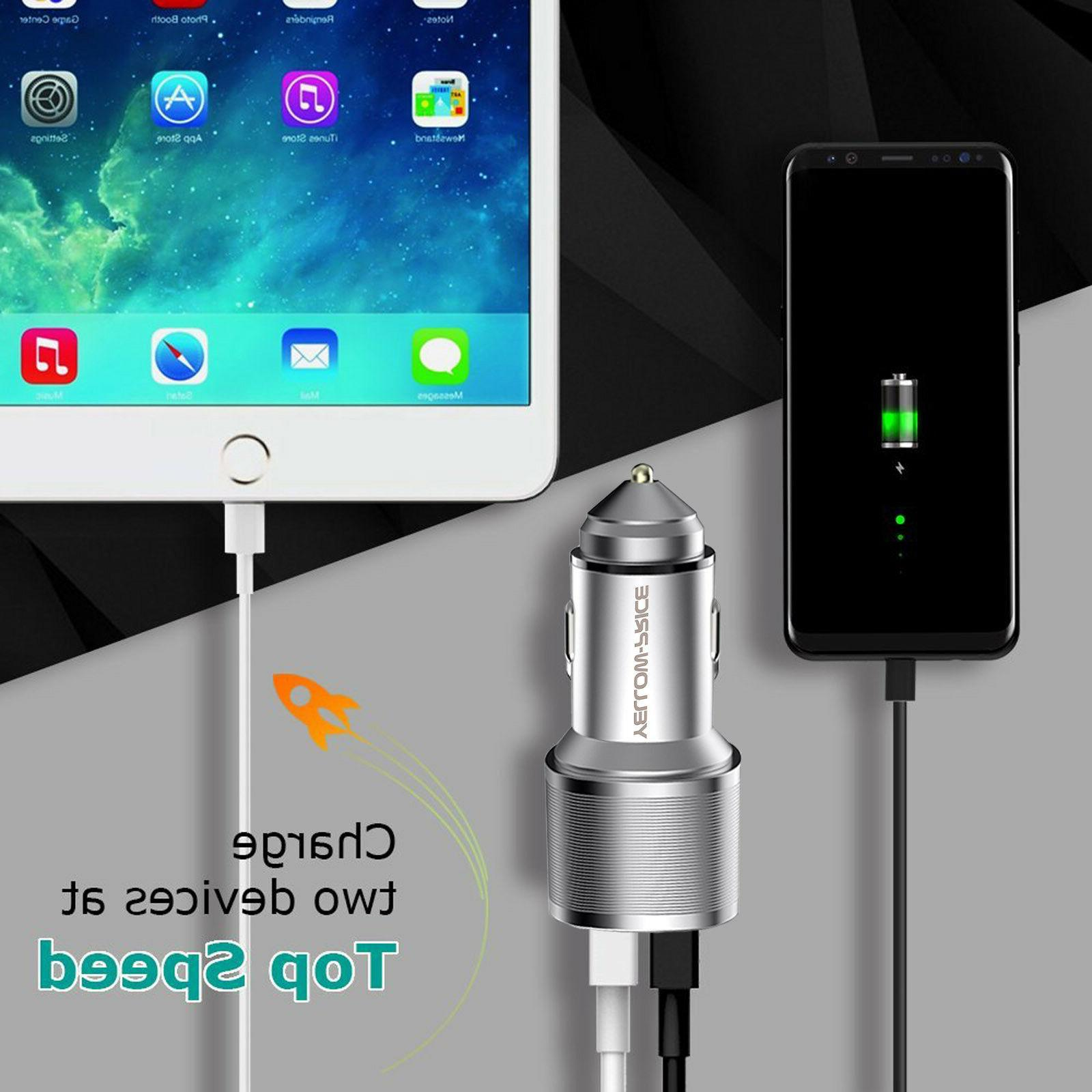 Compact Portable Fast Mobile Charger