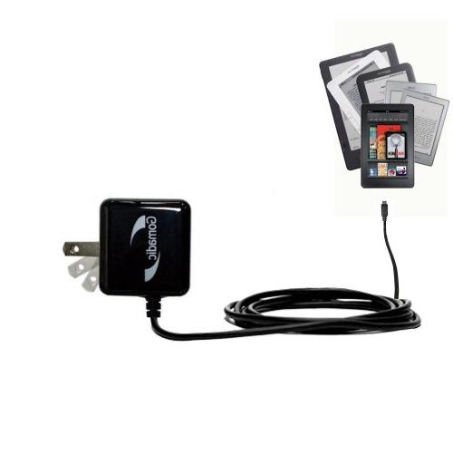 Rapid Wall Home AC Charger for the Amazon Kindle all models
