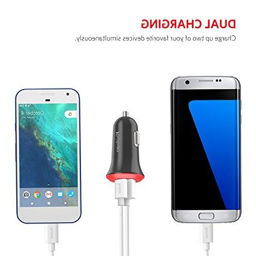 Charger Charger Dual Port / 3A X/8 Oneplus 5T/5/3, Samsung Galaxy, LG