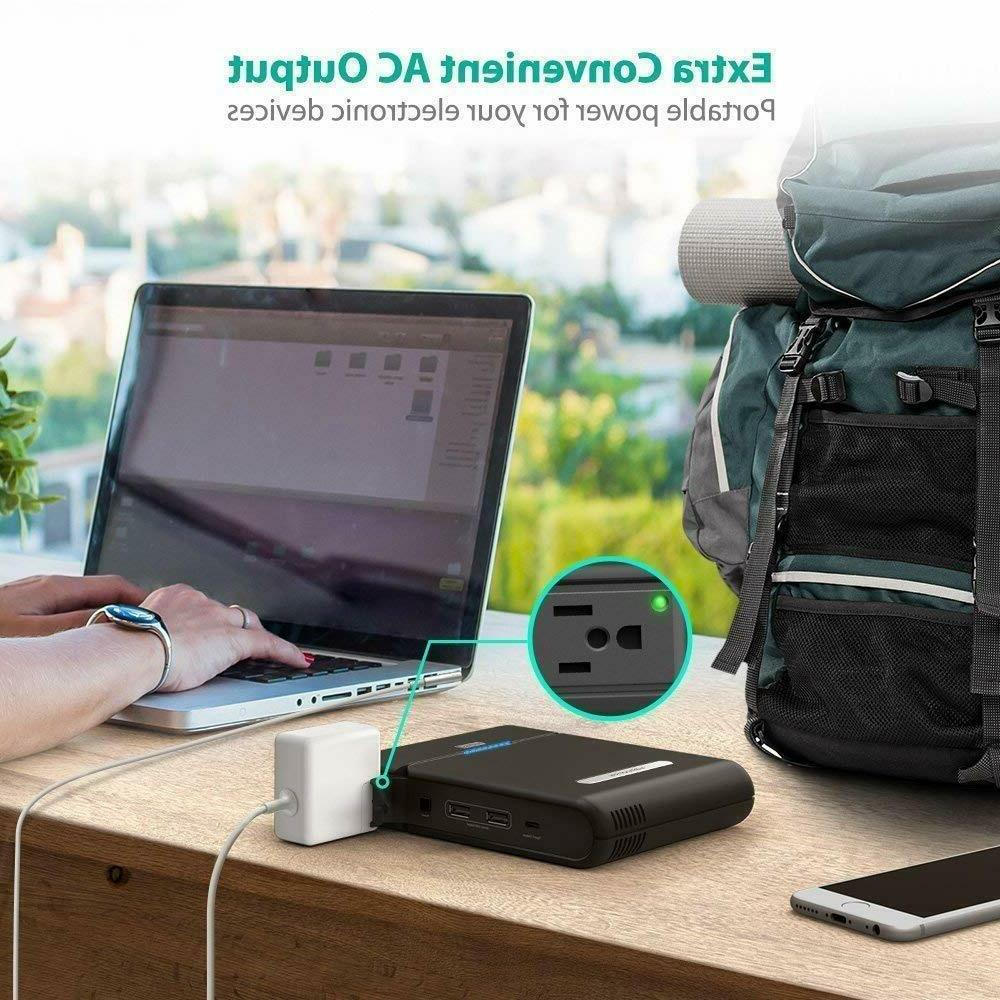 AC Outlet RAVPower Power Bank 85W
