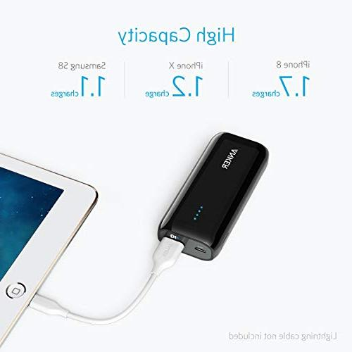 Anker Astro E1 Candy Portable High-Speed Charging Technology